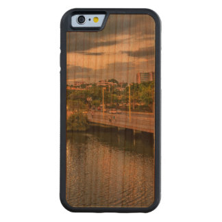 Estero Salado River Guayaquil Ecuador Carved Cherry iPhone 6 Bumper Case
