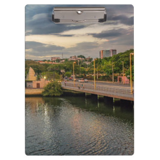 Estero Salado River Guayaquil Ecuador Clipboard