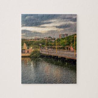 Estero Salado River Guayaquil Ecuador Jigsaw Puzzle