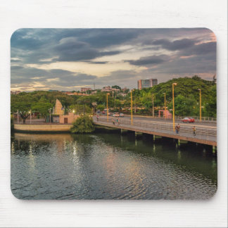 Estero Salado River Guayaquil Ecuador Mouse Pad