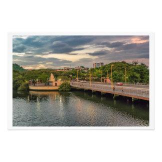 Estero Salado River Guayaquil Ecuador Photo Print