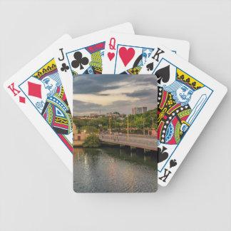 Estero Salado River Guayaquil Ecuador Poker Deck