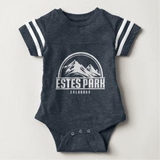 Estes Park Colorado Baby Bodysuit