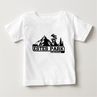 Estes Park Colorado Baby T-Shirt