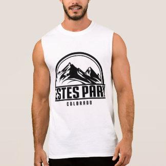 Estes Park Colorado Sleeveless Shirt