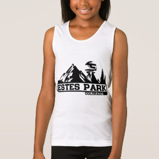 Estes Park Colorado Tank Top