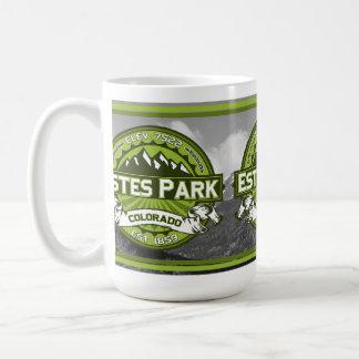 Estes Park Mug Green