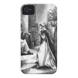 Esther before the King iPhone 4 Cover