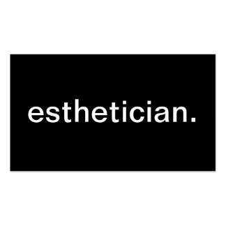 esthetician business cards 9 000 business card templates. Black Bedroom Furniture Sets. Home Design Ideas