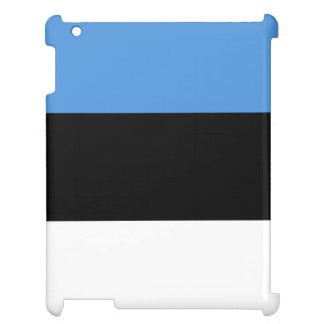 Estonia Flag Case For The iPad