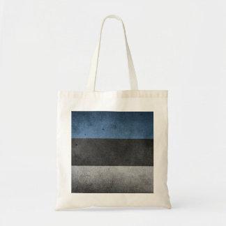 Estonia Flag Grunge