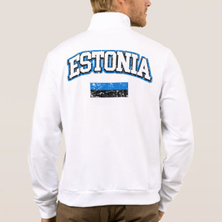 Estonia Flag Jacket