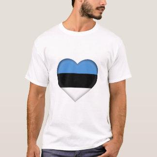 Estonia Flag T-Shirt