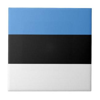 Estonia Flag Tile