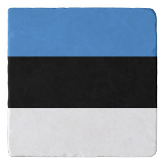 Estonia Flag Trivet