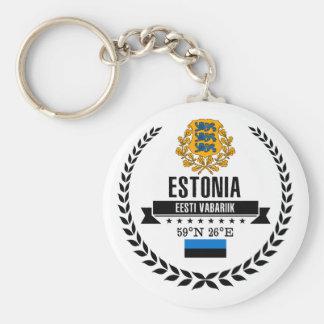 Estonia Keychain