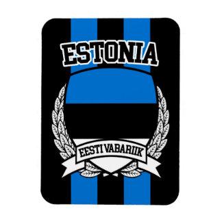 Estonia Magnet