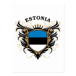 Estonia Postcard