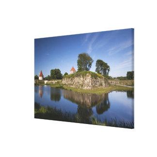 Estonia, Western Estonia Islands, Saaremaa Canvas Print