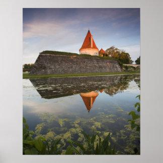 Estonia, Western Estonia Islands, Saaremaa Poster