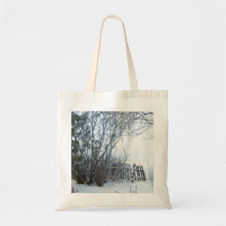 Estonia Winter Tote Bag