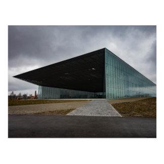 Estonian National Museum Tartu postcard