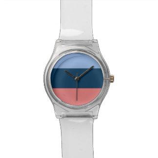 Estonian / Russian Watch