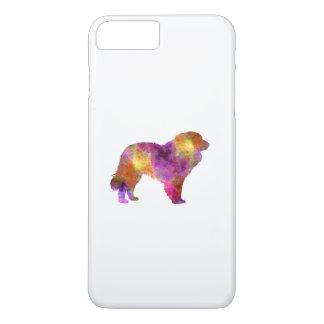 Estrela Mountain Dog in watercolor iPhone 7 Plus Case