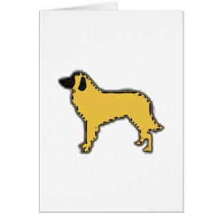 estrela mt dog card