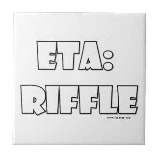 ETA: Riffle Ceramic Tiles