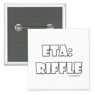 ETA Riffle Pinback Buttons