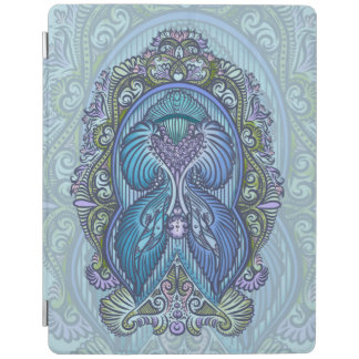 Eternal birth, new age, bohemian iPad cover
