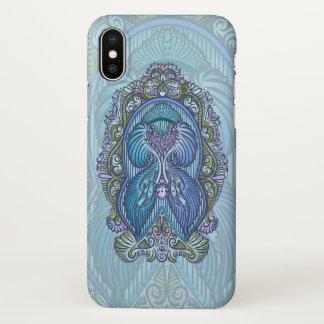 Eternal birth, new age, bohemian iPhone x case