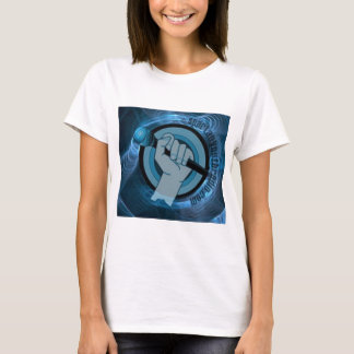 Eternal Blue Gyre T-Shirt