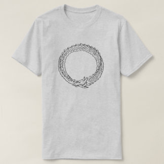 Eternal dragon circle T-Shirt