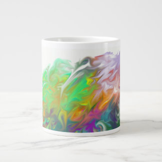 Eternal dreaming large coffee mug