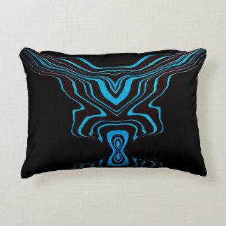 """""""Eternal Electric"""" Full Design Accent Pillow"""