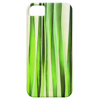 Eternal Evergreen Stripy Pattern iPhone 5 Case