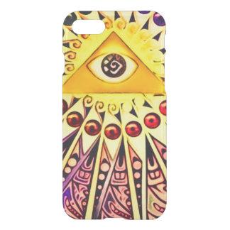 Eternal Eye Illuminati Symbol iPhone 7 Case