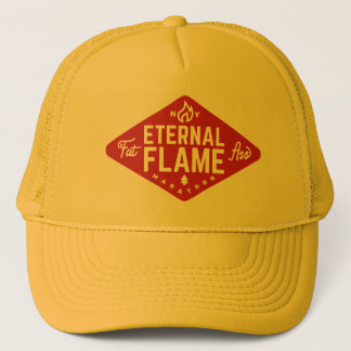 Eternal Flame FA Marathon Trucker Hat