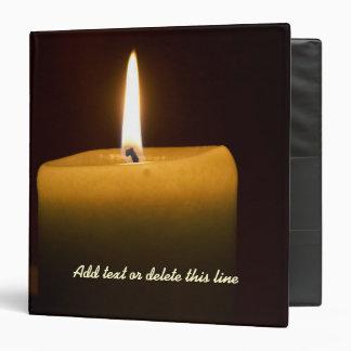 Eternal Flame Keepsake Binder