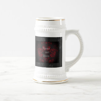 Eternal Handfasting/Wedding Suite 18 Oz Beer Stein