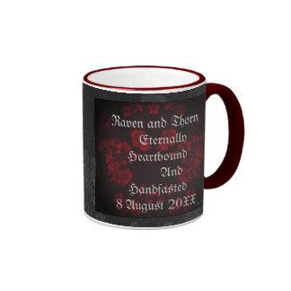 Eternal Handfasting/Wedding Suite Ringer Coffee Mug
