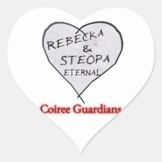 Eternal Heart Sticker