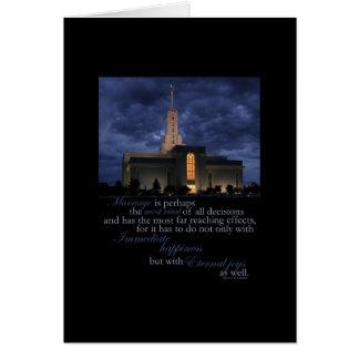 Eternal Joys Card