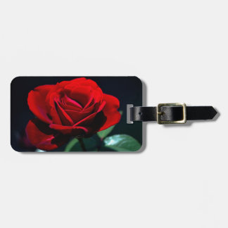 Eternal love Rose Luggage Tag