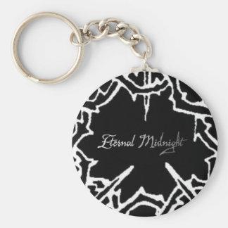 Eternal Midnight Keychain