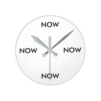 Eternal Now Clock