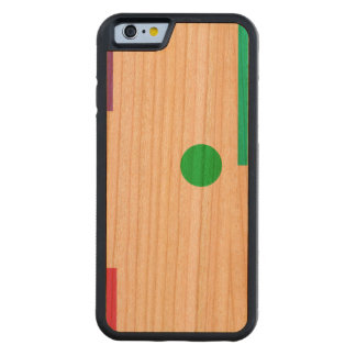 Eternal Smile Carved Cherry iPhone 6 Bumper Case