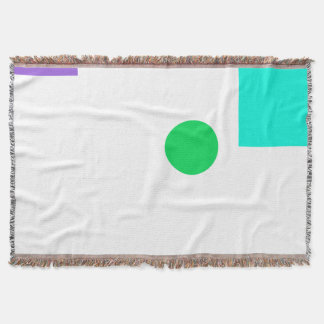 Eternal Smile Throw Blanket